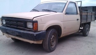 Nissan D21 1989 2.5