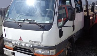 Mitsubishi Canter 1998 2.8