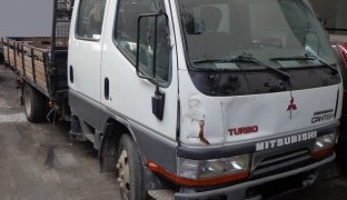 Mitsubishi Canter turbo1999 2.8