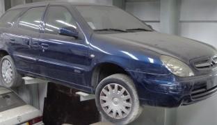CitroenXsara 2002 1.4 - Gasolina