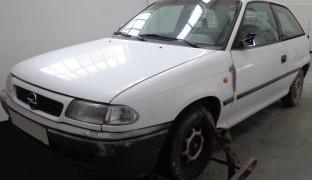 Opel Astra F1996 1.7 TD