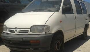 Nissan Vanette 1993 2.3 - Gasóleo