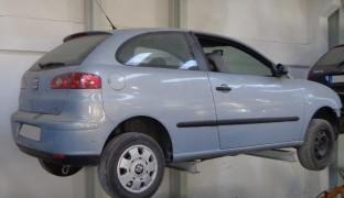 Peças Seat Ibiza SDI, 1.9 de 2004