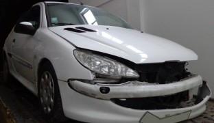Peugeot 206 HDI 2004