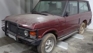 Range Rover 2.5 TD