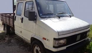 Fiat Ducato Maxi DS 18Q 1993 2.5