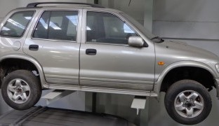 Kia Sportage 2000 turbo