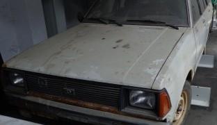 Datsun Sunny 1981 1.2