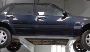 Volvo 460 - Gasolina