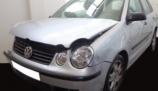 VW Polo TDI 2002