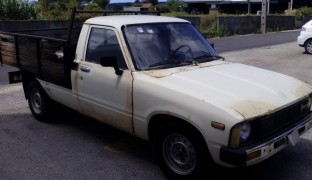 Peças Toyota Hilux de 1981