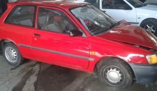 Peças Toyota Starlet de 1992