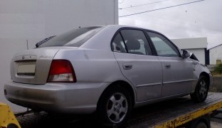 Hyundai Accent 1999 1.3